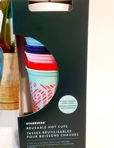 HOLIDAY 2020 Color Changing Reusable Hot Cups